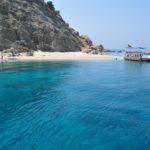 Antalyanın Adrasan tatil yöresi