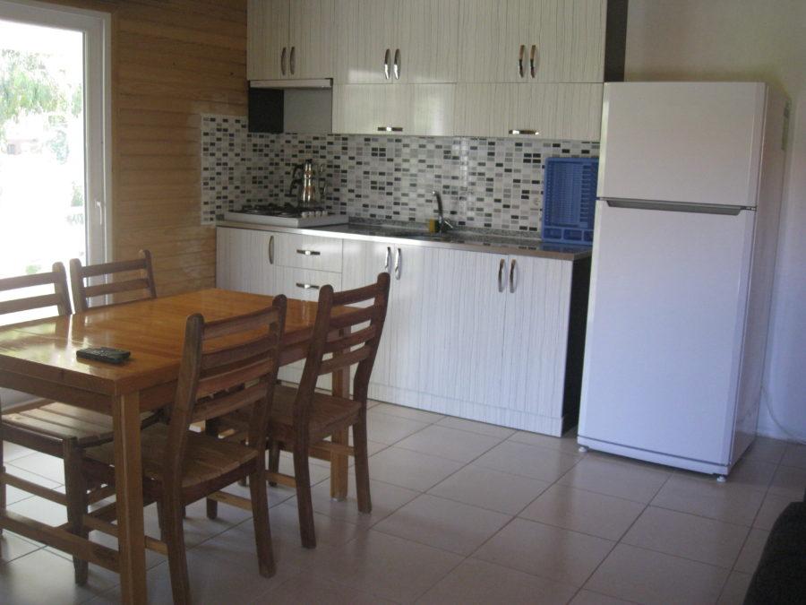 Adrasanda kiralık mobilyalı ev